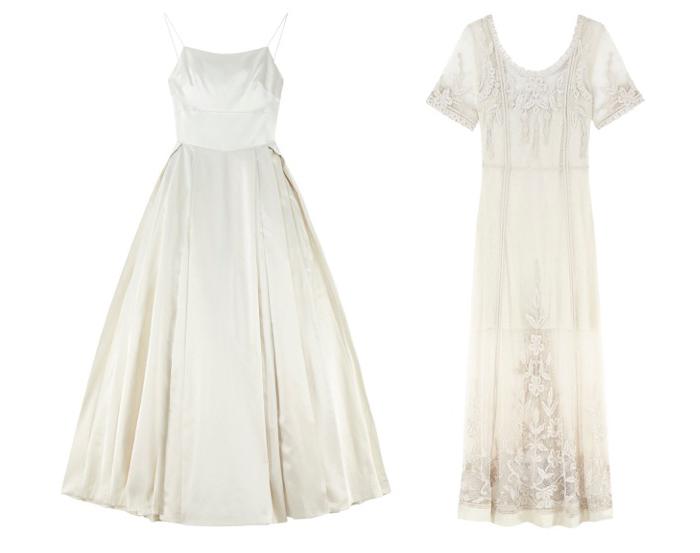 Bröllopsklänningar från ASOS
