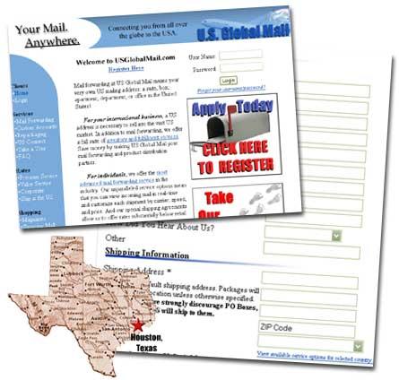 U.S Global Mail