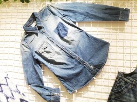 utsvängda jeans med hög midja
