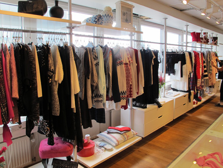KappAhl showroom