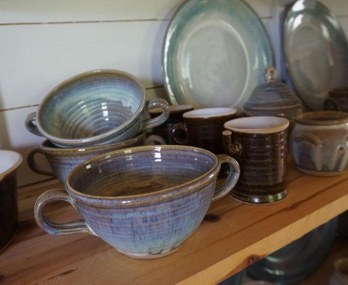Frostvikens keramik