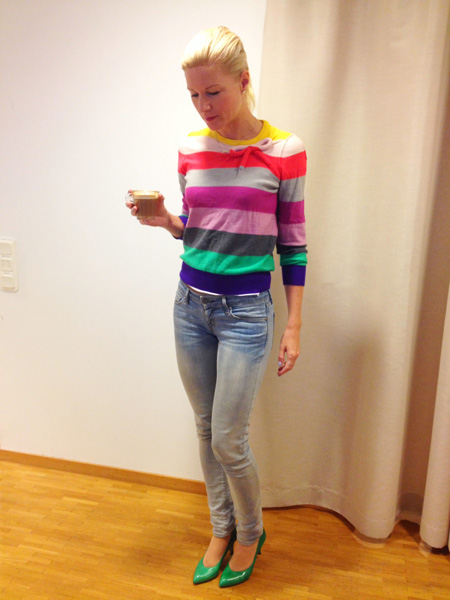 Dagens outfit - Miashopping