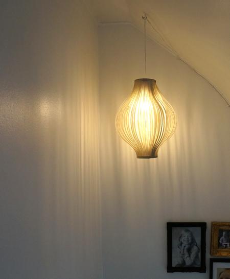 Nytt i hemmet: Lampor och kuddar - MiaShopping : trappa lampa : Trappa