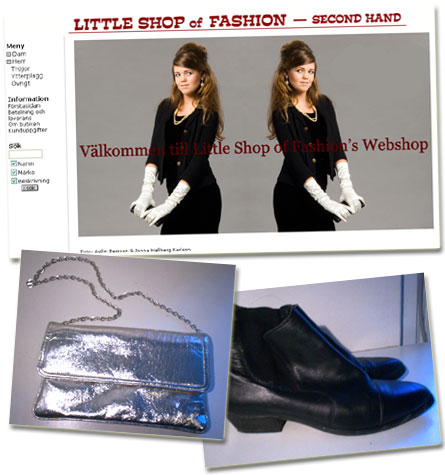Little shop of fashion