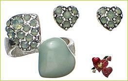 Smycken från Pilgrim