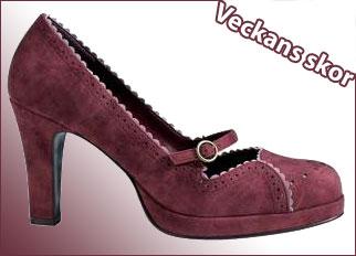 Veckas skor