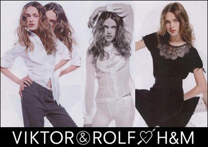 Victor och Rolf för H&M