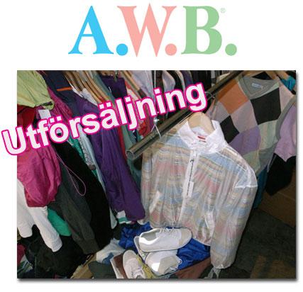 A.W.B - utförsäljning