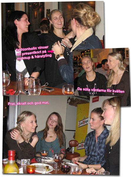 Bilder från bloggdrinken