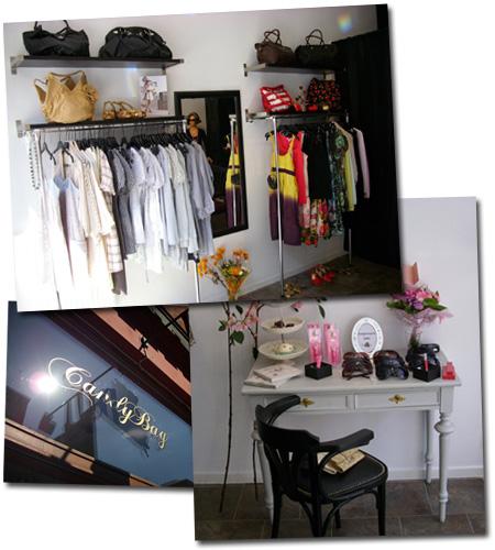 Ny butik i Stockholm: Candy Bag