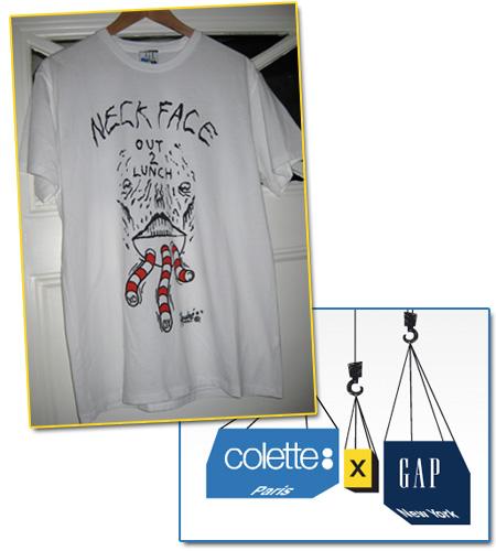 colette x GAP