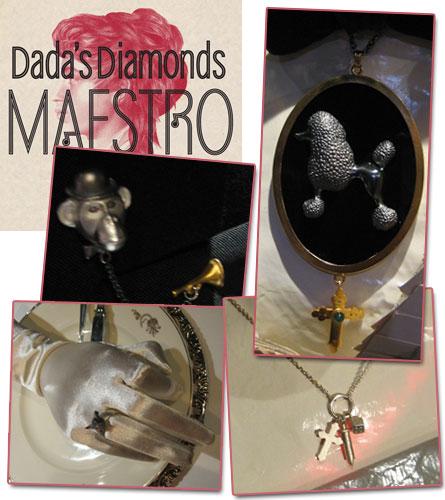 Dada's Diamonds - Maestro!
