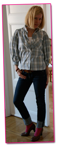 Dagens kläder: Andy Warhol