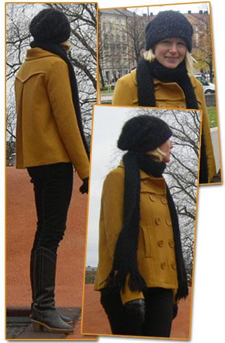 Dagens outfit: Kallt