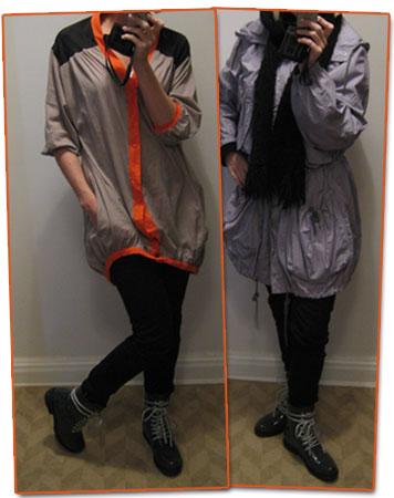 Dagens outfit: Hagaparken