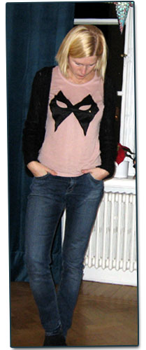 Dagens outfit: slapparfredag