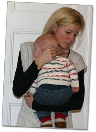 Dagens kläder: Pippi-tröja
