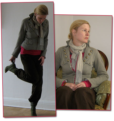 Dagens kläder: Gammal outfit