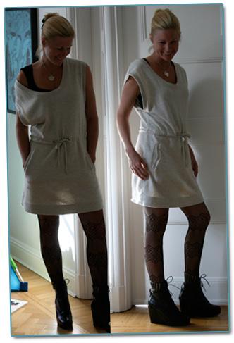 Dagens kläder: Söndagsfin