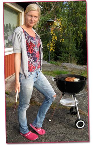 Sista grillning