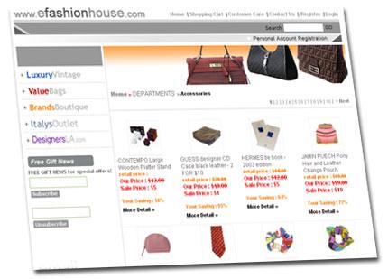 eFashionHouse