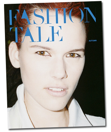 Nytt modemagasin: Fashion Tale