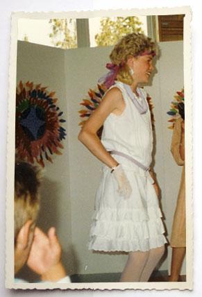 Skolavslutning 1988