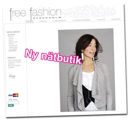 Free Fashion Stockholm
