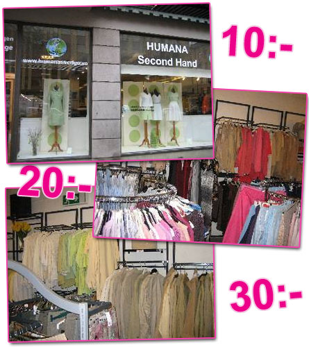 humana second hand stockholm