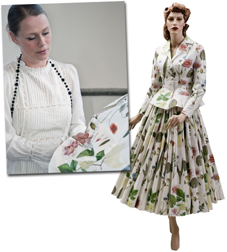 ICON DRESSED - a Fashion Installation
