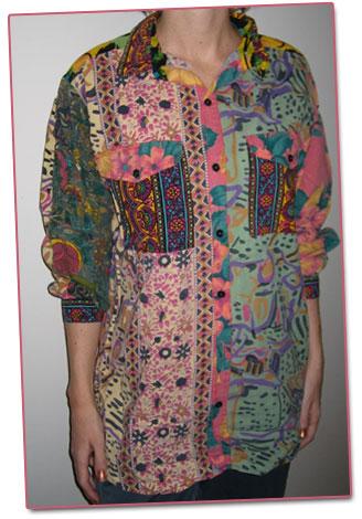 Kläder från förr: Skjortan