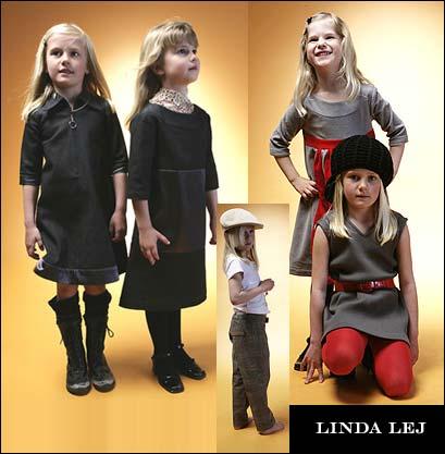 Linda Lej - nytt klädmärke