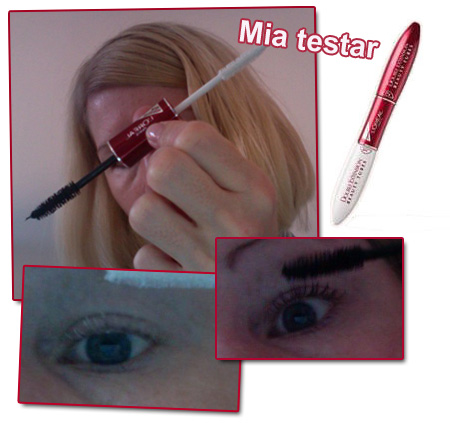 Mia testar: L'Oréal Double Extension Beauty Tubes