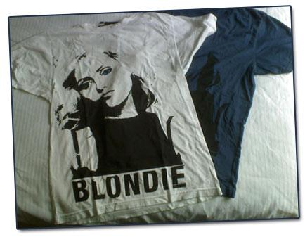 Marc Jacobs Blondie t-shirt