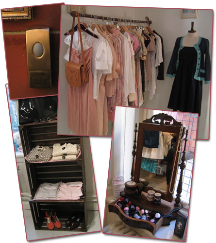 Besök hos Mint & Vintage