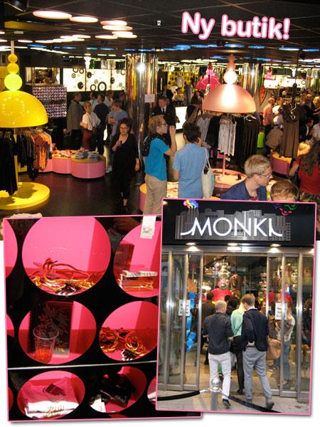 Ny butik i Stockholm: Monki