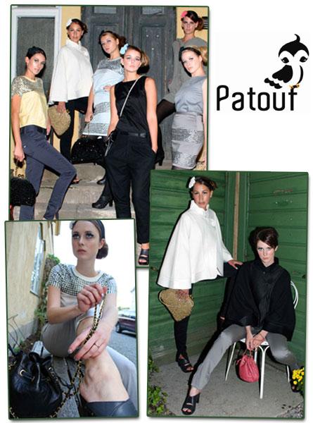 Premiär för Patouf