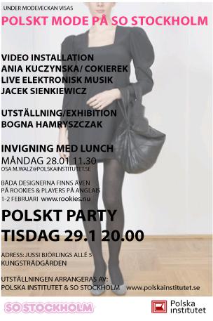 Polskt mode