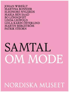 Modesamtal på Nordiska museet
