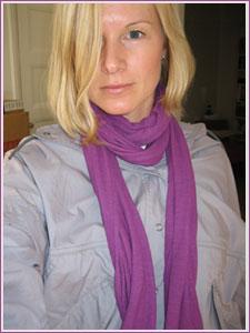 Sjal från H&M