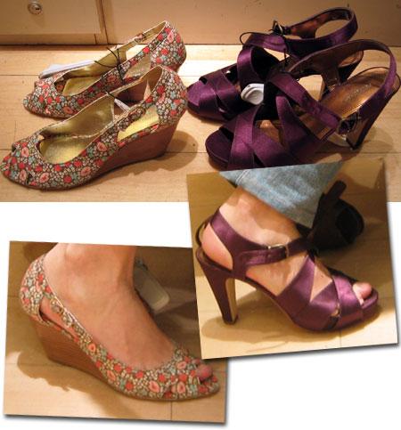 Fina skor på H&M