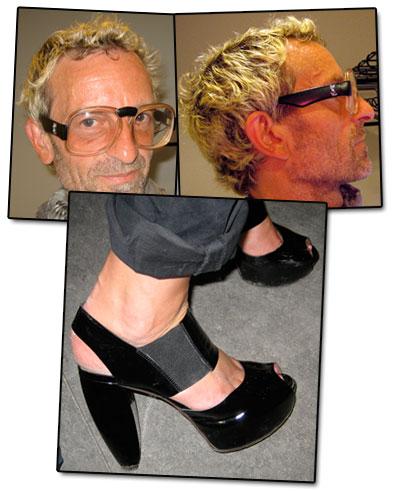 Gårdagens snyggast bågar och skor