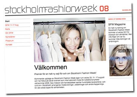 StockholmFashionWeek.com