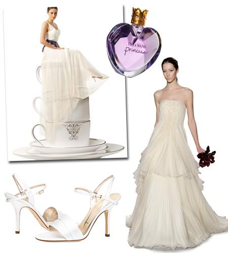 Wera Wangs bröllopssajt