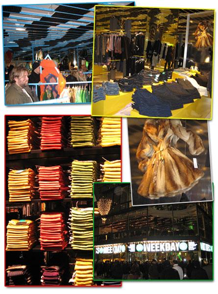 Ny butik i Stockholm: Weekday Drottninggatan