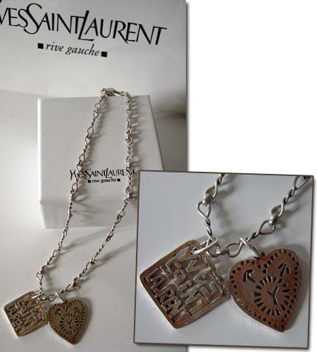Halsband från YSL