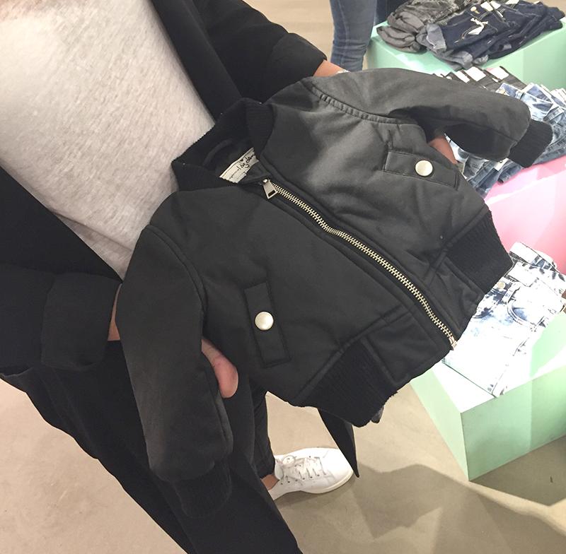 Bomberjacka från I dig denims höstkollektion 2016