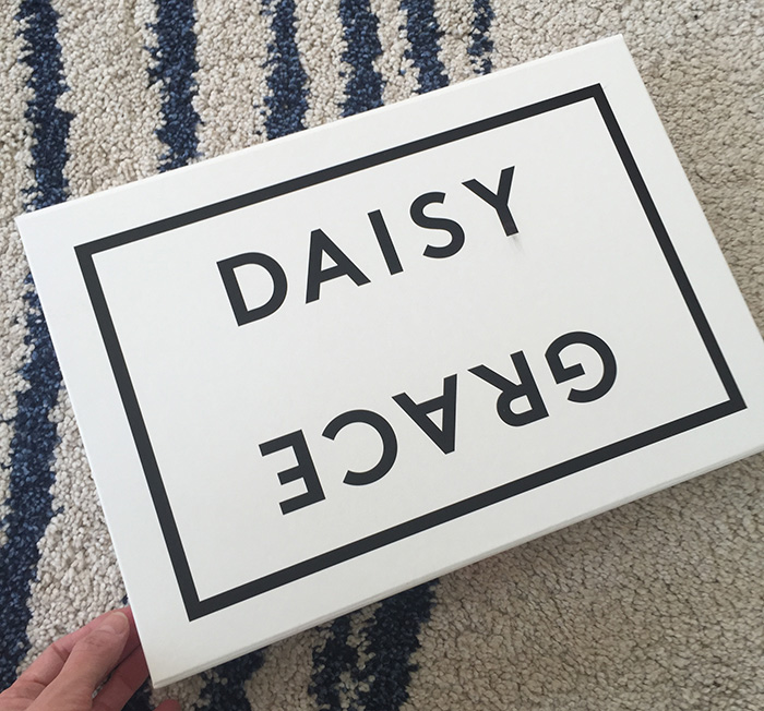 daisy grace box