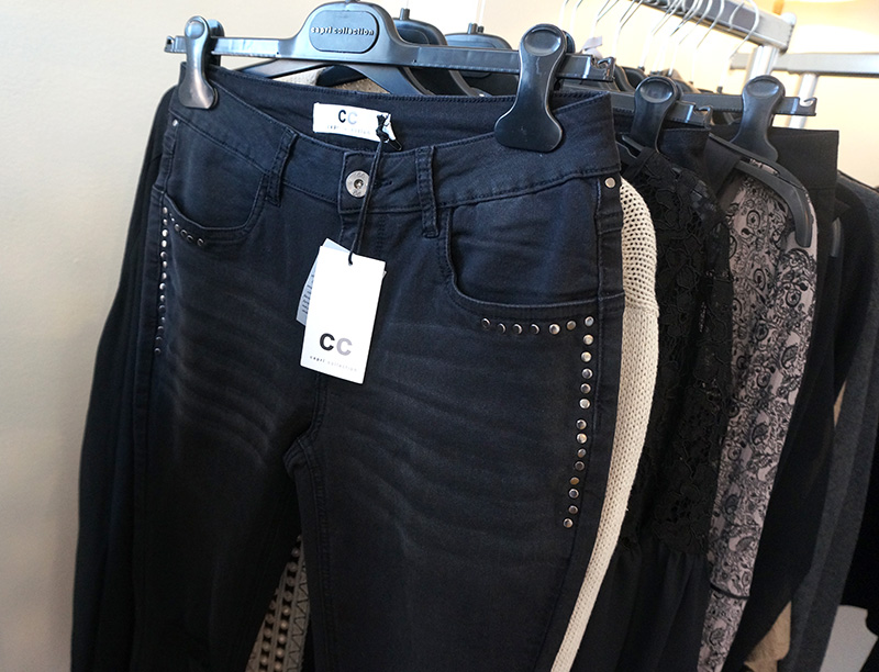 Jeans Capri Collection