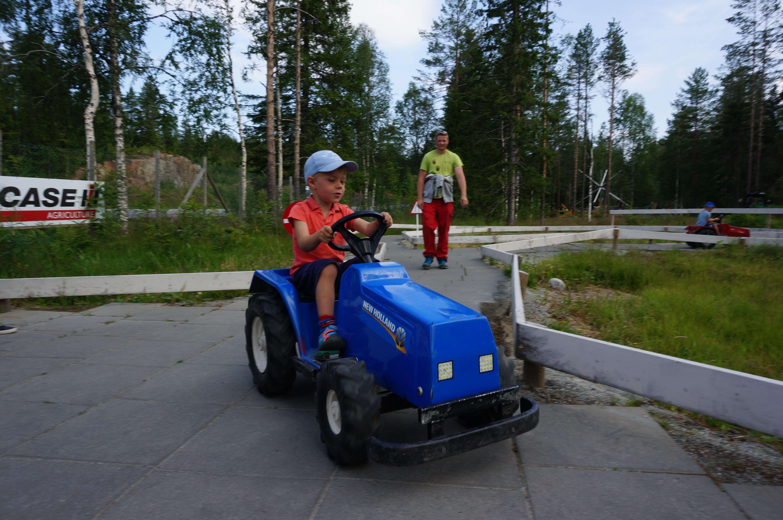 Traktorkörkort